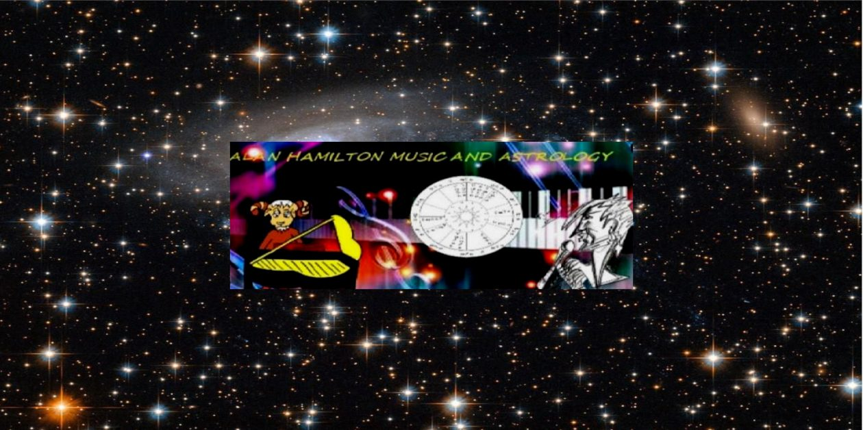 Alan Hamilton Music and Astrology